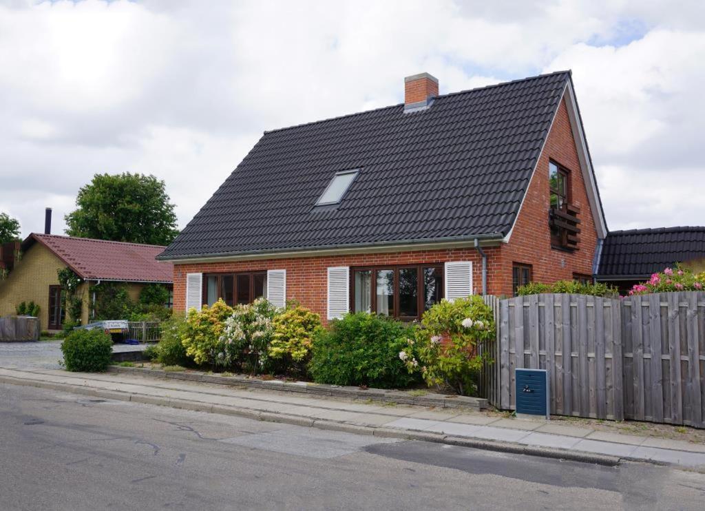 Karta Hjorring Danmark.Holiday Home Sdr Havnevej Aalbaek 021370 Albaek Atnaujintos