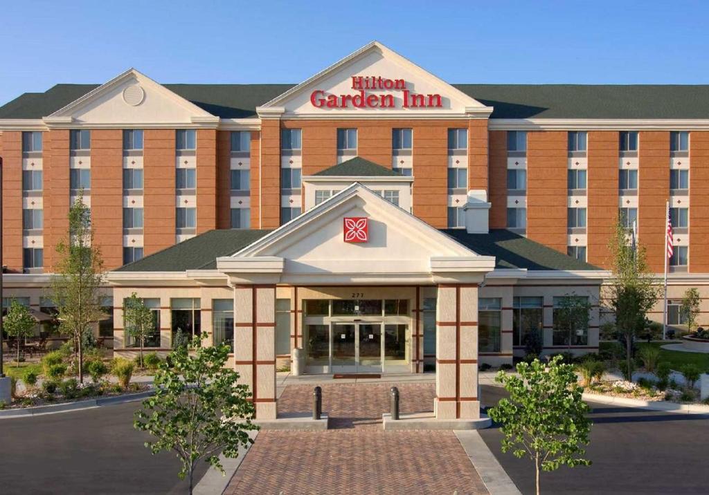Hilton Garden Inn Salt Lake City Sandy UT Bookingcom