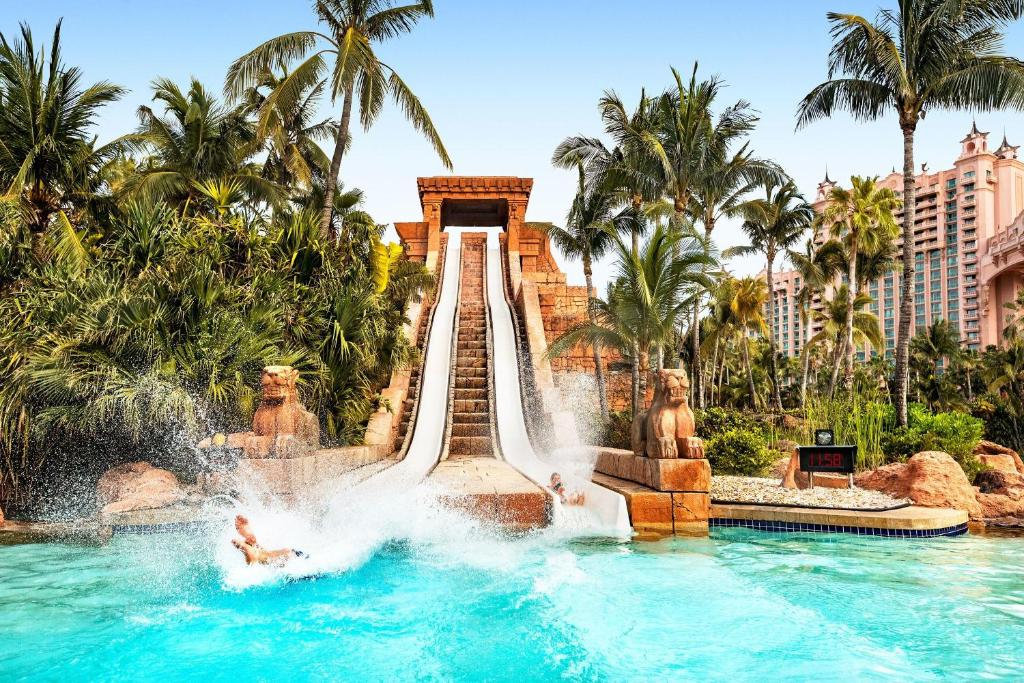 Atlantis Beach Tower Review In Nau Bahamas Out And
