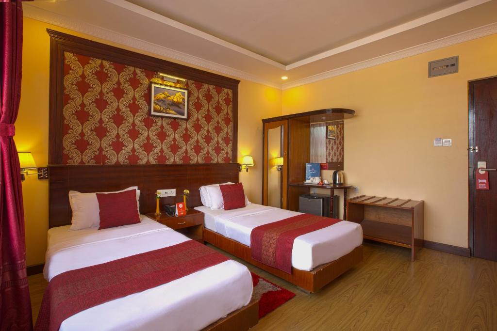 OYO 11475 Hotel Pokhara Goodwill, Nepal - Booking.com