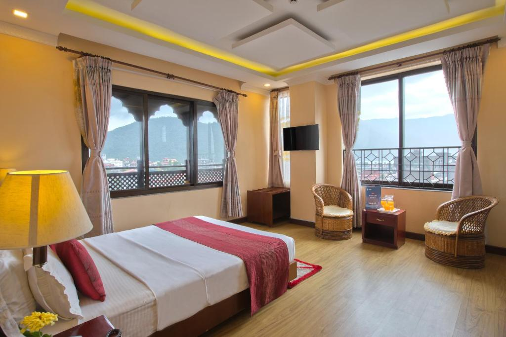 OYO 103 Hotel Pokhara Goodwill Nepal Bookingcom