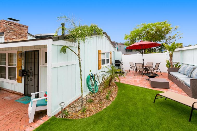 8034 La Jolla Shores Beach Bungalow One Bedroom Apartment San