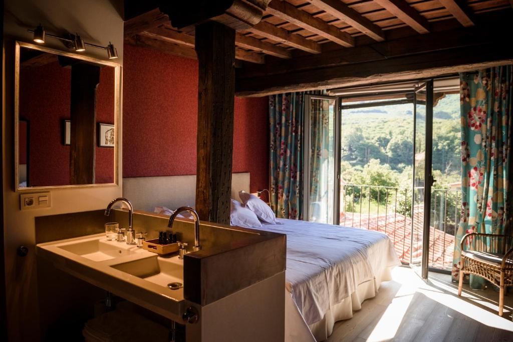 hotels with  charm in jerte  10