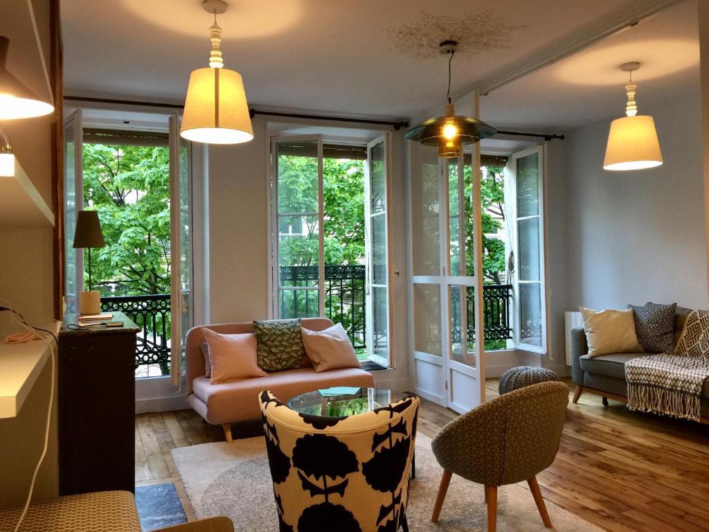 Apartment Cosy 3 Chambres Au Coeur De Paris France Booking Com