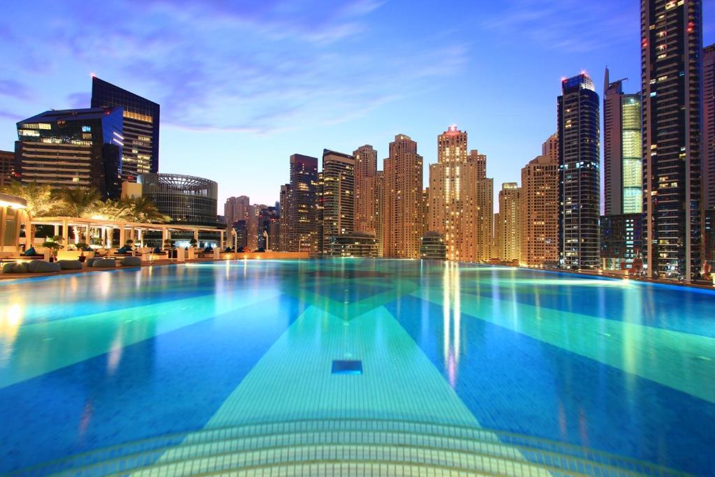 Hotel Address Dubai Marina Uae Booking Com