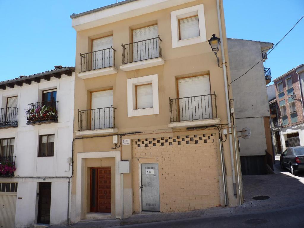 Apartments In Campaspero Castile And Leon