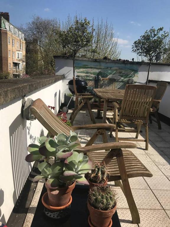 Luxury Terrace Apartment in Kensington, Londres – Precios ...