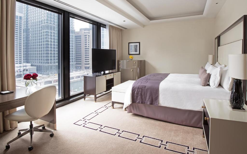 Hotel The Langham Chicago (USA Chicago) - Booking.com
