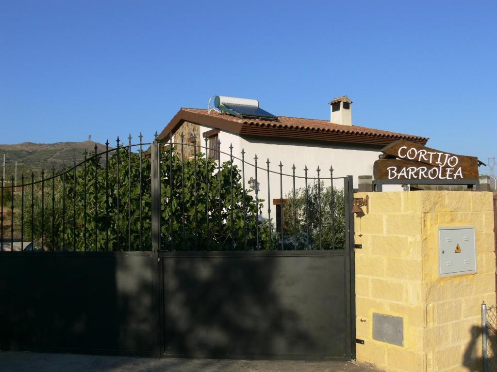 Vacation Home Cortijo Barrolea, Fiñana, Spain - Booking.com