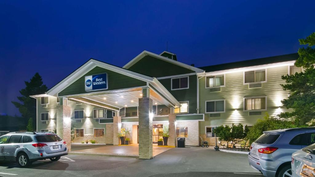 Best Western Long Beach Inn Reserve Now Gallery Image Of This Property