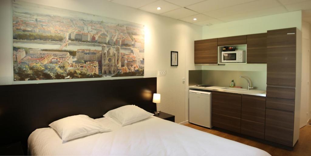 Ferienwohnung Quadraverde (Frankreich Lyon) - Booking.com