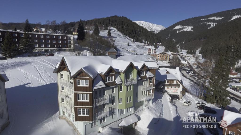 Apartmán pec pod sněžkou pec pod sněžkou u prezzi aggiornati per