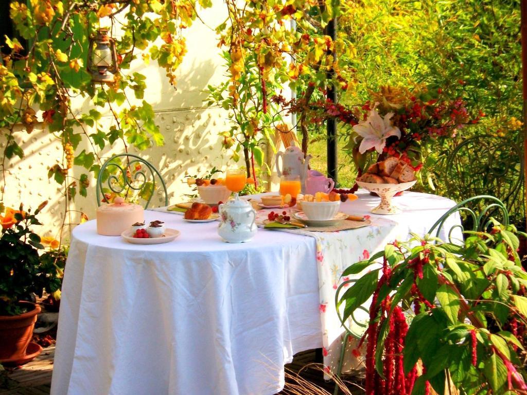 b&b / chambres d'hôtes maison d'hôtes au jardin (france