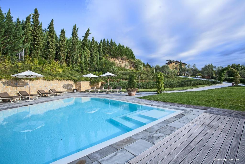 Apartments In Rignano Sull'arno Tuscany
