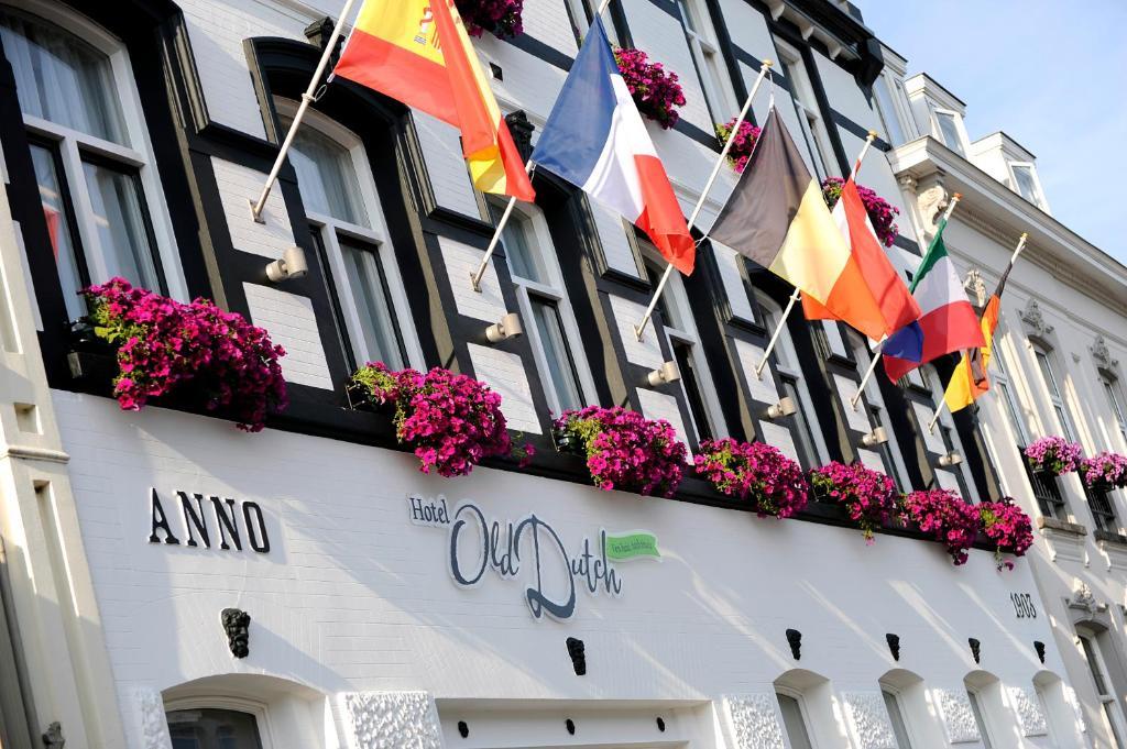 5845588d6 Hotel Old Dutch Bergen (Países Baixos Bergen op Zoom) - Booking.com