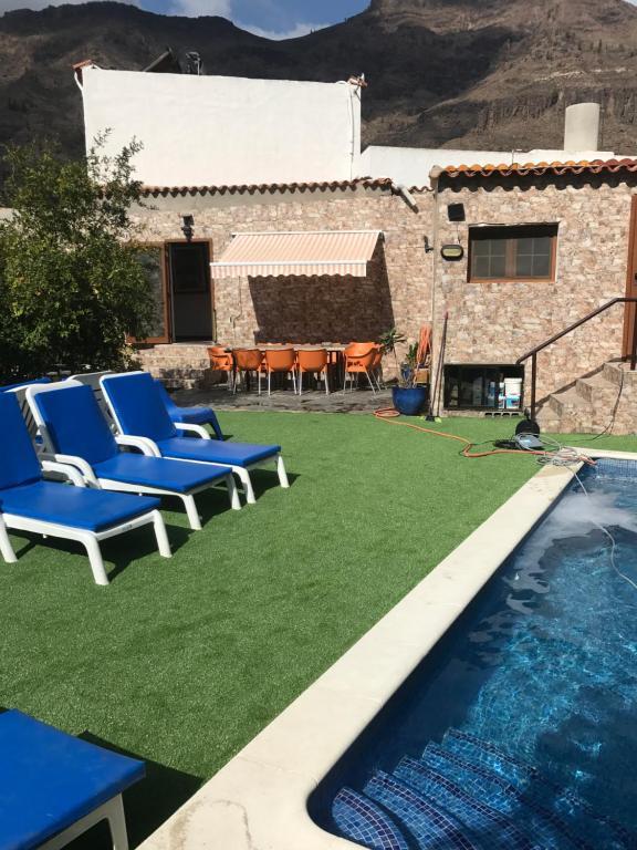Country House Casa Elisa Canarias Fataga Spain Booking Com