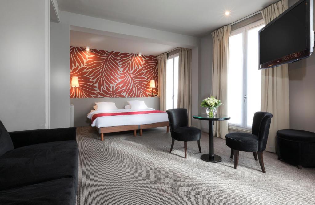 Gardette Park Hotel, Parigi – Prezzi aggiornati per il 2018