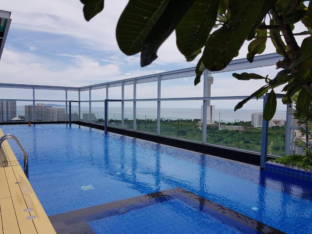 Apartment Treetop By Patsamon  Pattaya South  Thailand