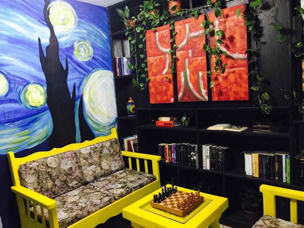 Van Gogh Apartment Valladolid Harga 2018 Terbaru # Muebles Van Gogh Valladolid