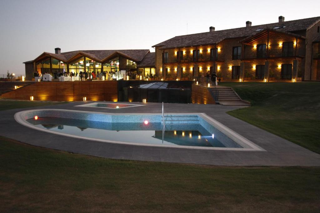 boutique hotels in murillo de gállego  28
