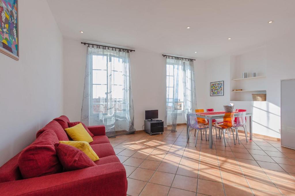 apartment place du cap menton, france - booking