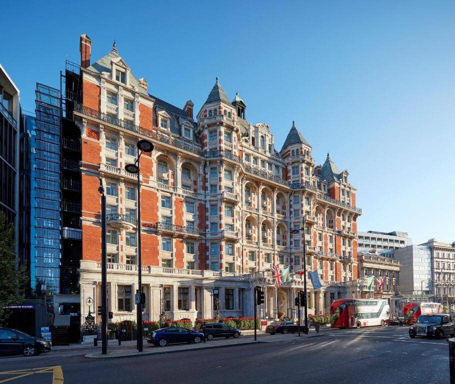 Mandarin Oriental Hyde Park, London, London – Updated 2019 Prices