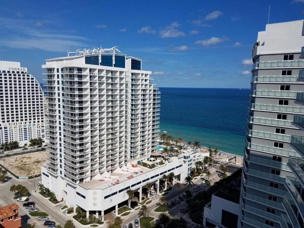 Two Bed Condo W Hotel Ft Lauderdale Fort Lauderdale Fl