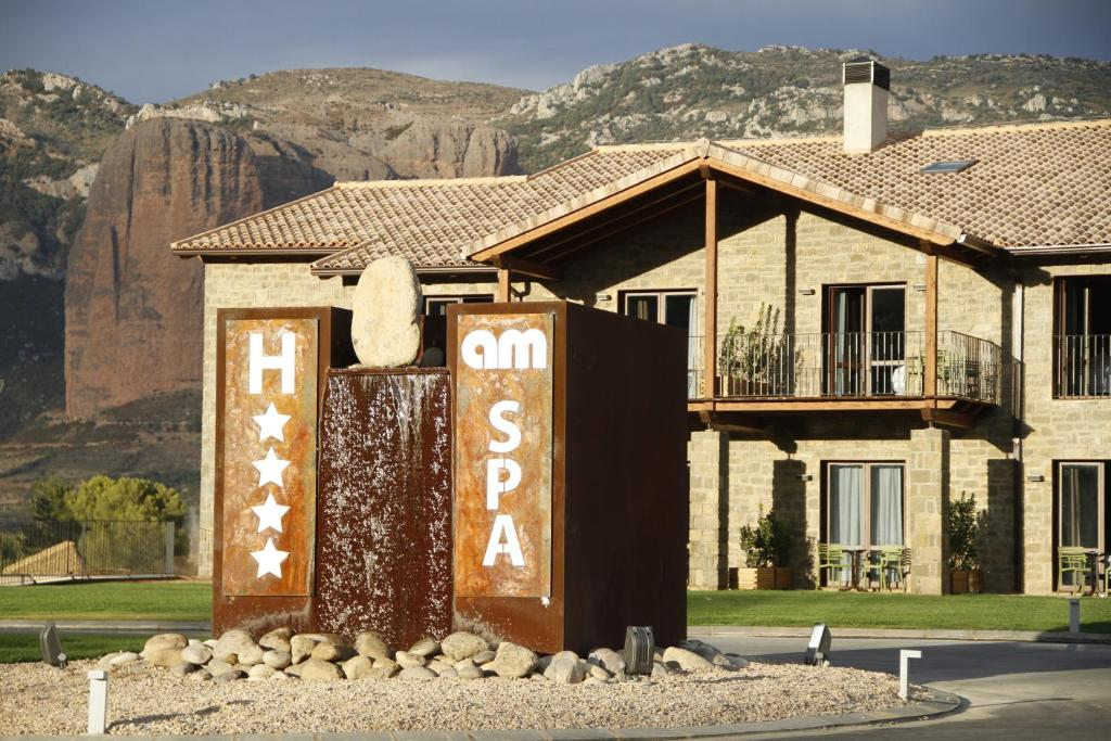 boutique hotels huesca provinz  150