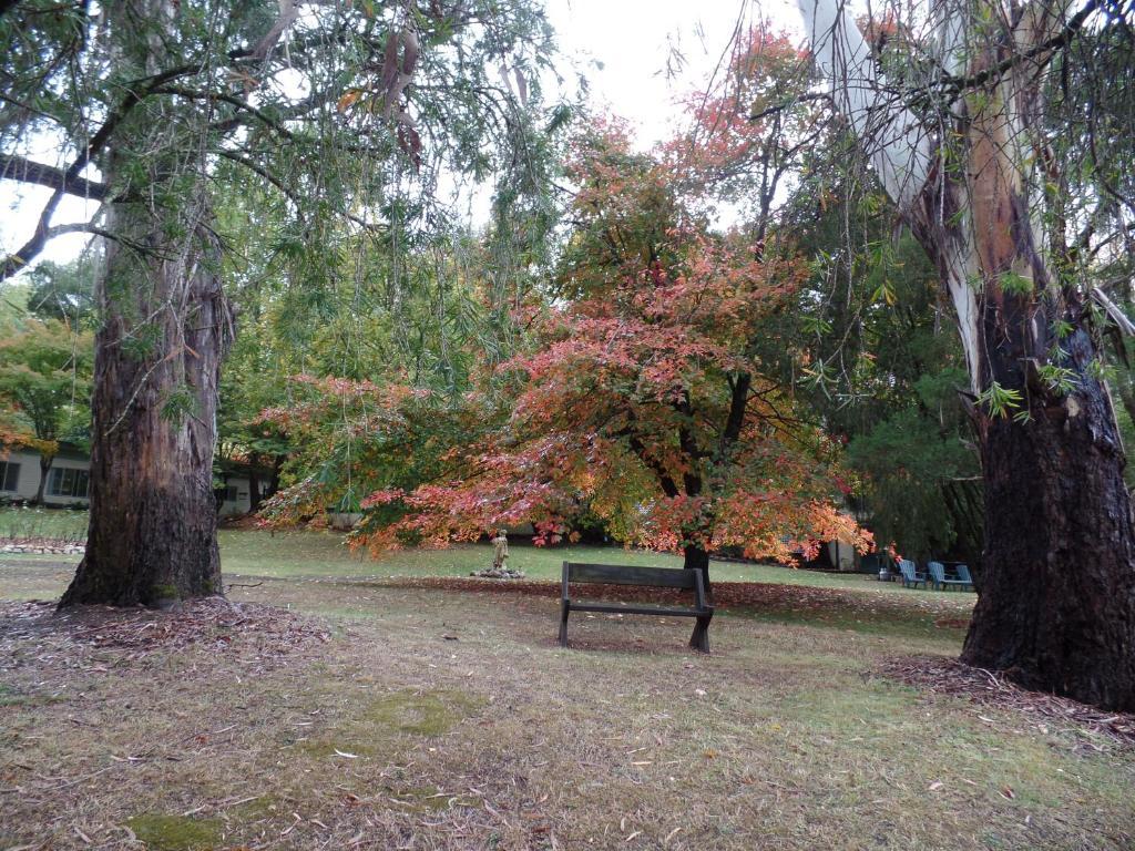 Alpine Park Alpine Riverside Cottages Porepunkah Australia Bookingcom
