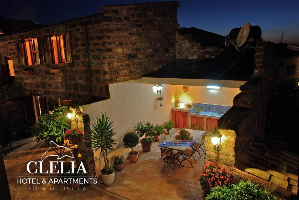 Vacation Home Clelia Case Centro Storico Ustica Italy Bookingcom
