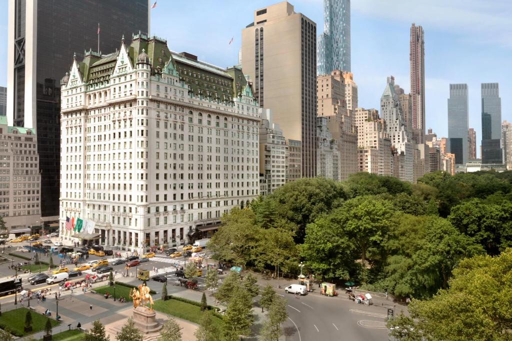 Hotel Plaza Nyc Booking