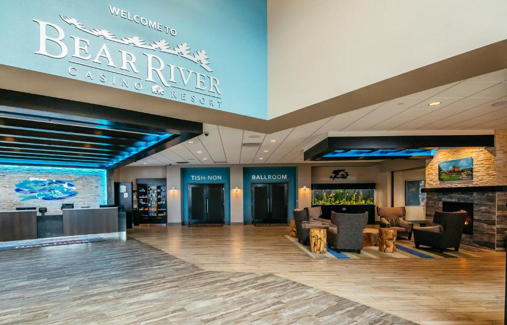 Bear River Casino Resort Usa Loleta Booking Com