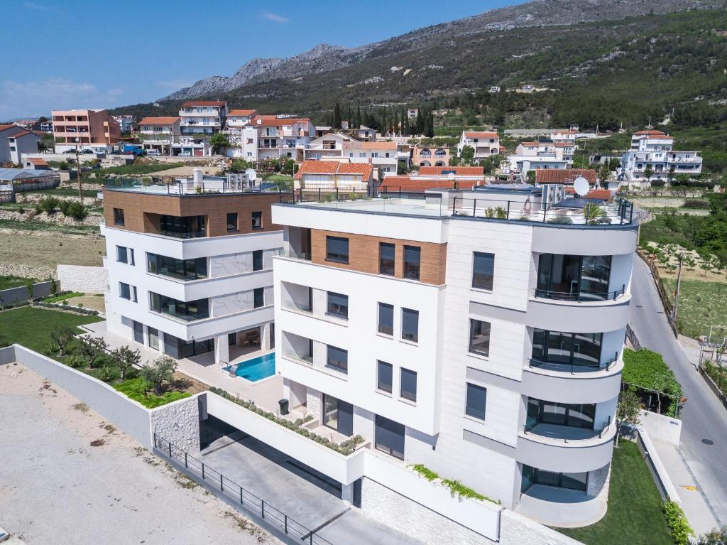 luxury apartment complex. Gallery Image Of This Property Luxury Apartments Complex Podstrana LAP  Croatia Booking Com