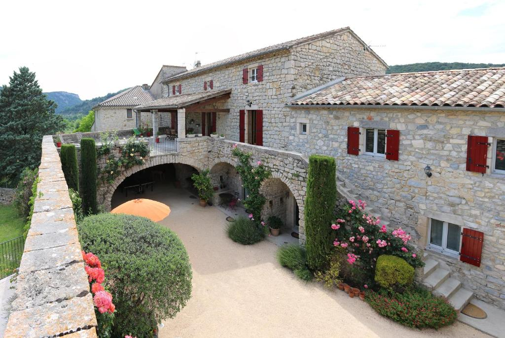 Bed And Breakfast Chambres D Hotes De Charme La Basti Saint Maurice