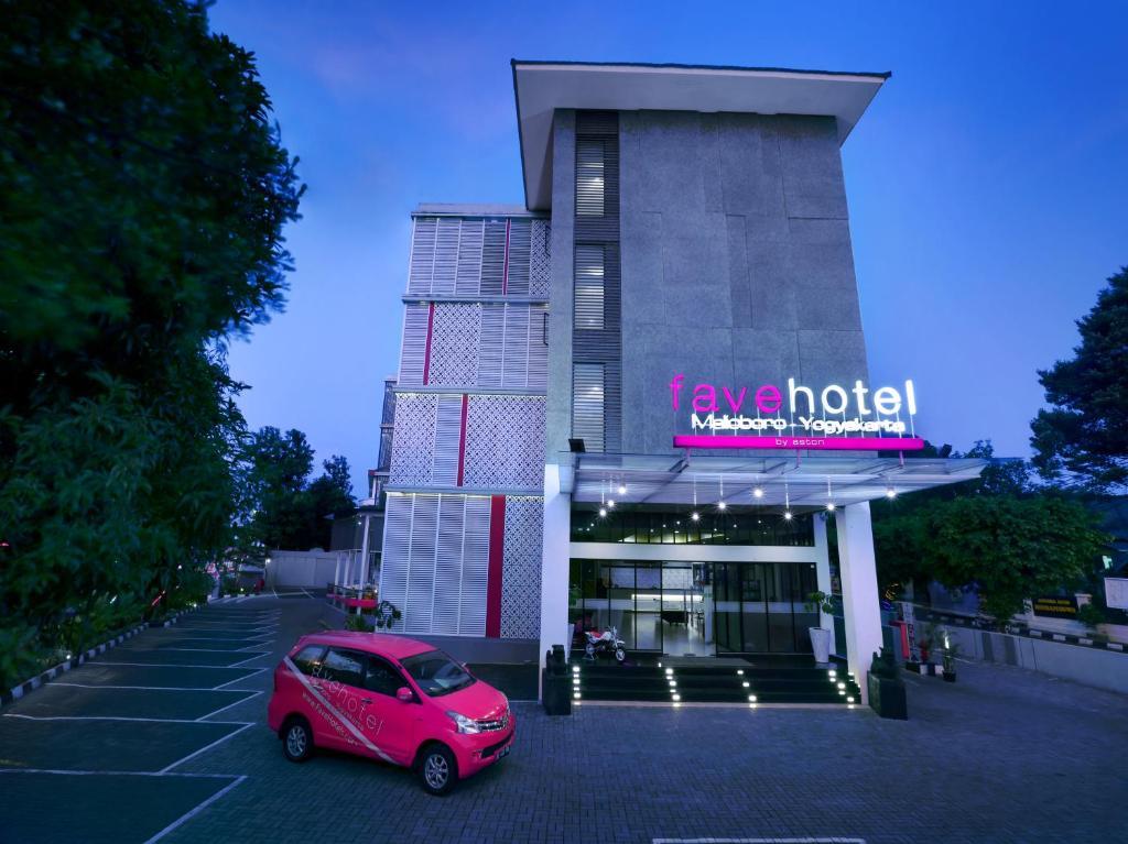 Favehotel Malioboro Yogyakarta Indonesia Booking Com