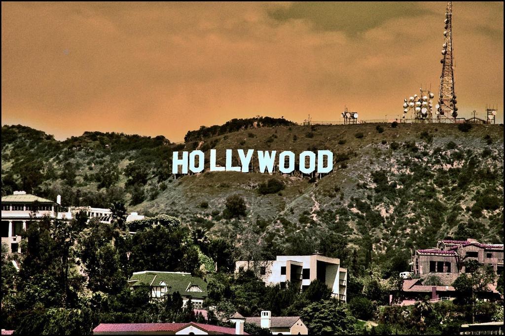 Hotel Los Angeles Hollywood Boulevard
