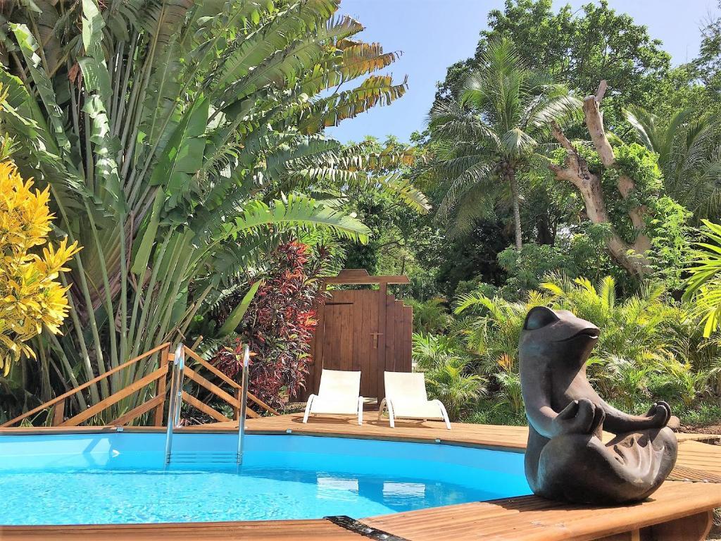 Resort Village Au Jardin Des Colibris Deshaies Guadeloupe