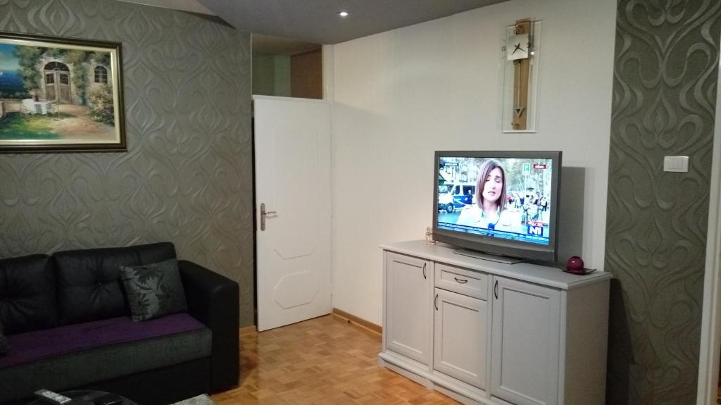 Apartment Milos (Szerbia Belgrád) - Booking.com