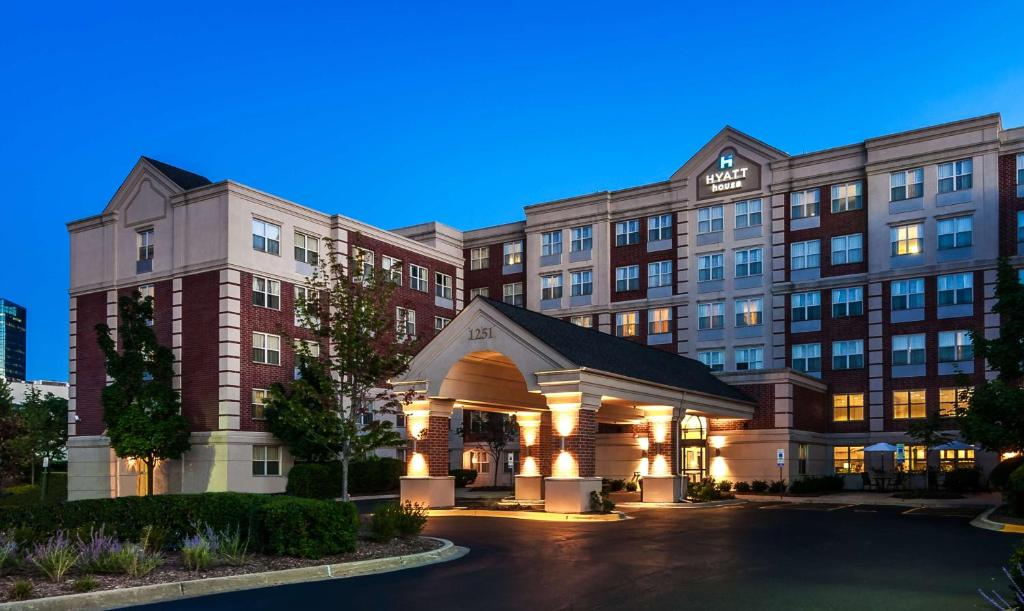 Hotel hyatt house chicago schaumburg usa - 2 bedroom suites in schaumburg il ...