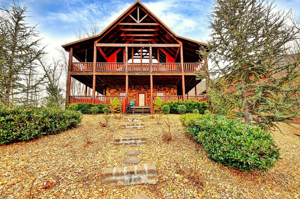 s tn forge regardg pige in cottages cabin sunset cabins rentals pigeon mountain cottage