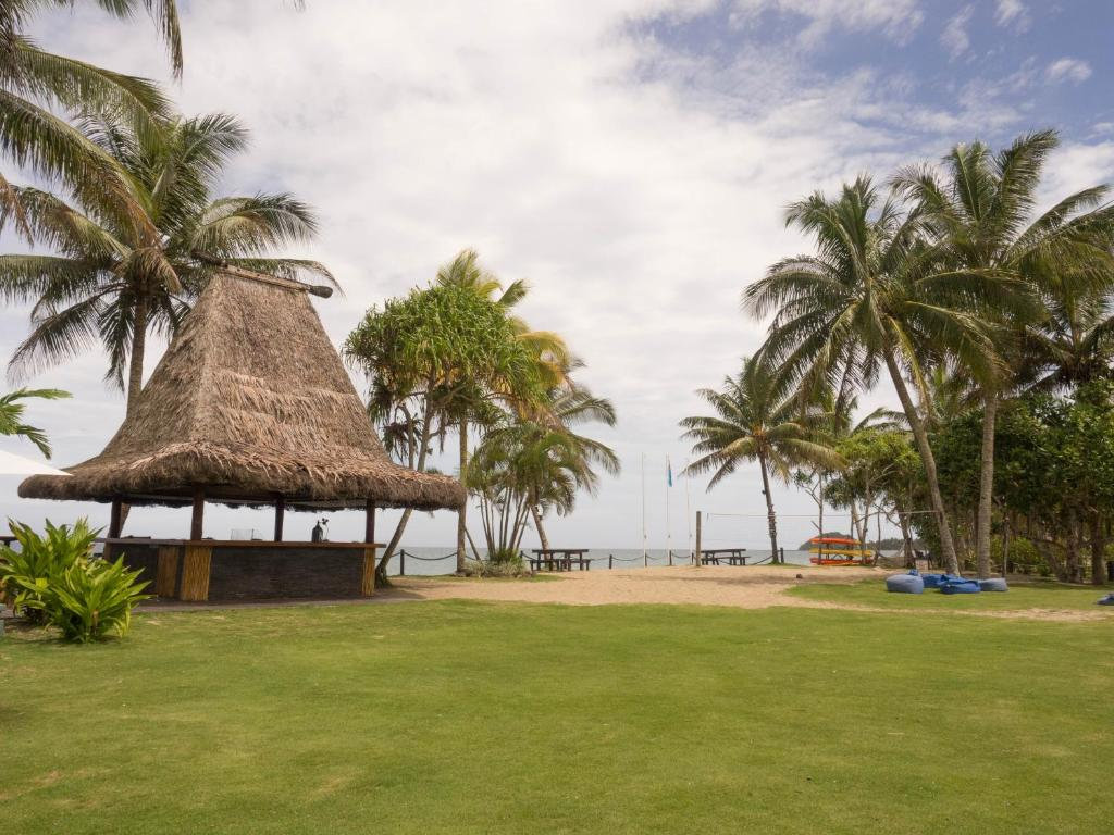 Uprising beach resort fiji wedding