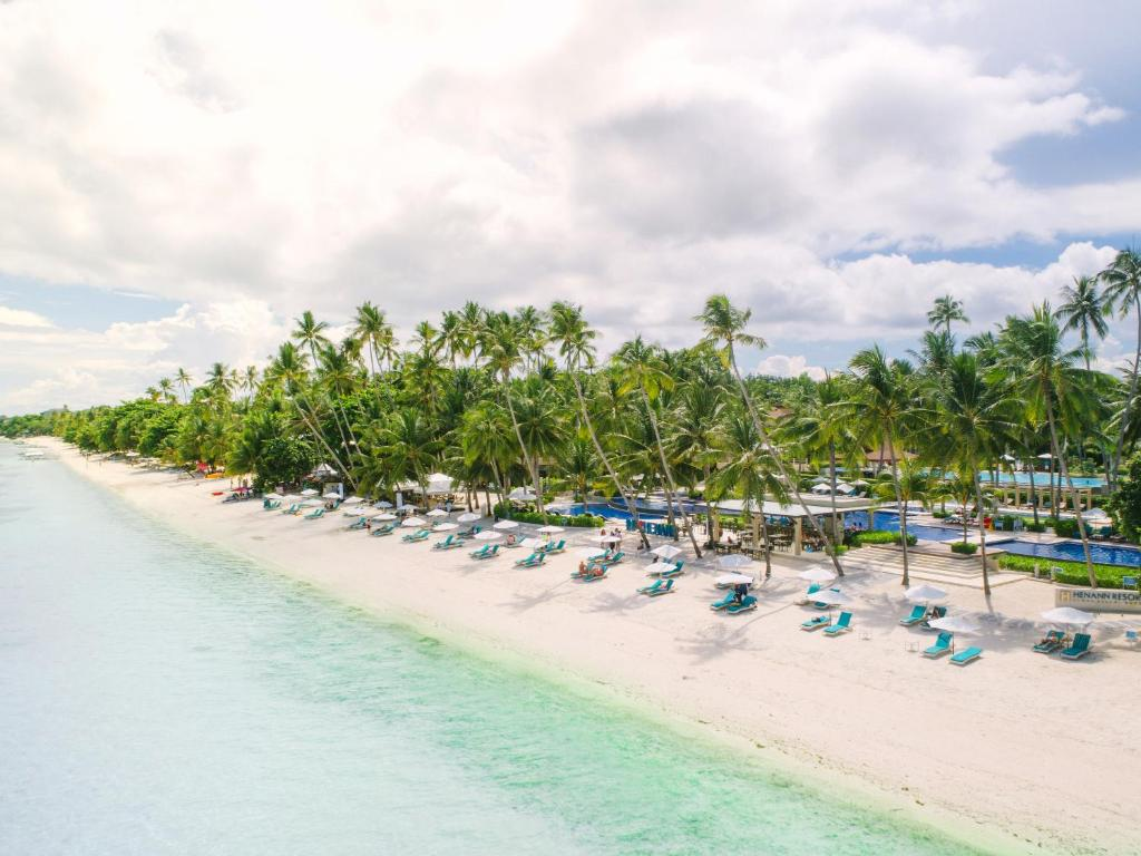 Henann Resort Alona Beach Panglao Philippines Bookingcom