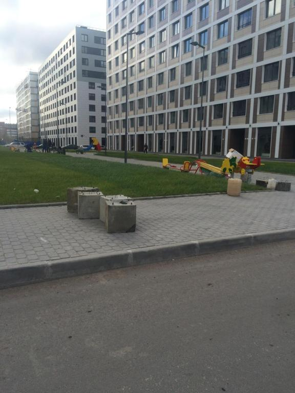 Apartment on Kremenchugskaya