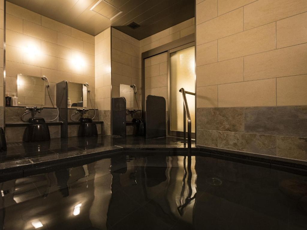 ポイント1.疲れが癒される大浴場付き