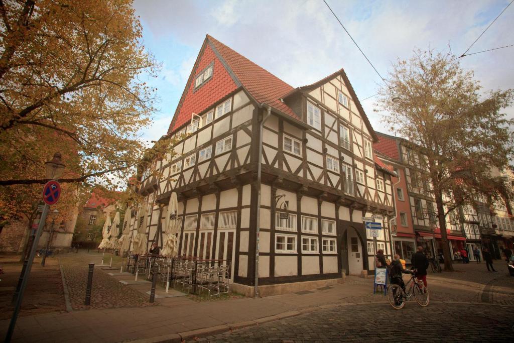 Magni boutique hotel deutschland braunschweig for Boutique hotel deutschland
