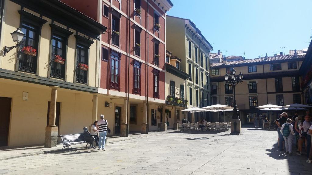Apartamento-Loft Casco histórico Oviedo (Spanje Oviedo ...