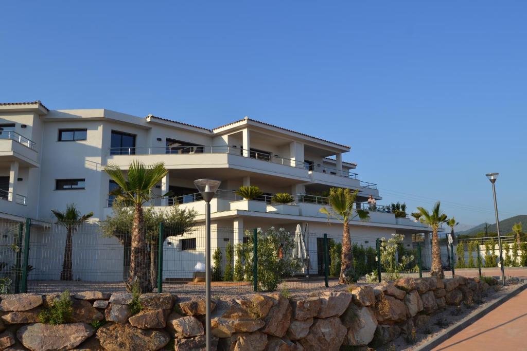 Apartments In Porticcio Corsica