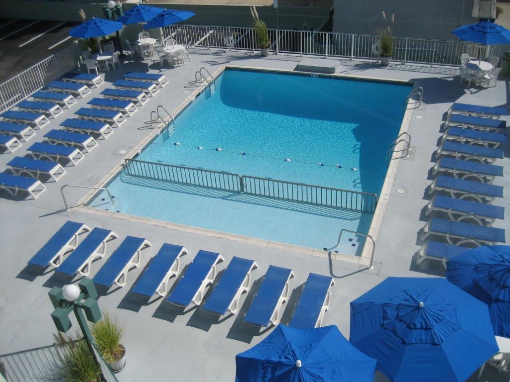 Pan american hotel wildwood crest nj - Diplomat Beach Club Wildwood Usa Deals