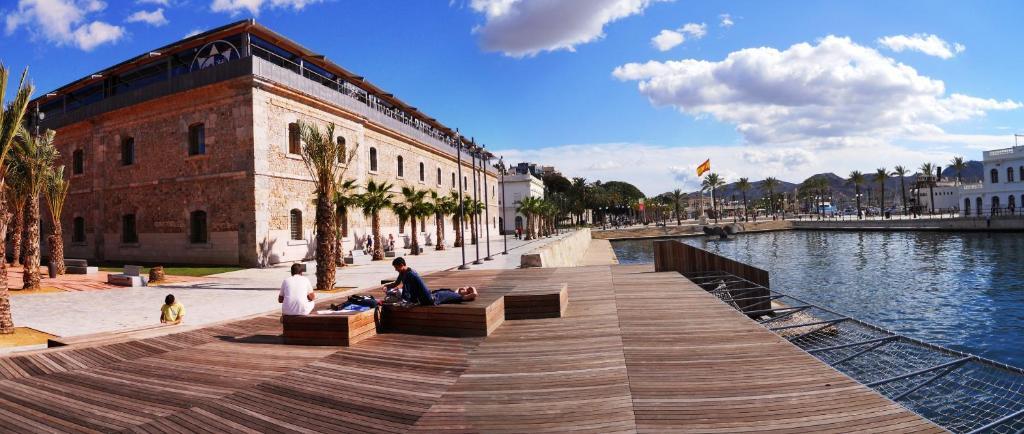 Apartments In El Tomillar Murcia