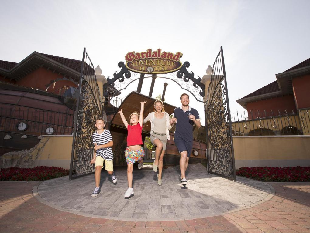 Gardaland Adventure Hotel, Castelnuovo del Garda – Prezzi aggiornati ...